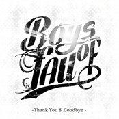 Thank You & Goodbye