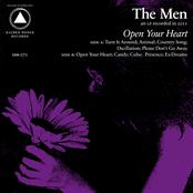 album Open Your Heart by The Men