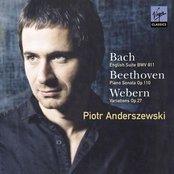 Bach/Beethoven/Webern Recital: Anderszewski