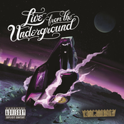 Live From The Underground cover art