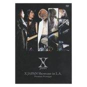 X JAPAN Showcase in L.A. Premium Prototype