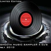 SHEEVA  MUSIC SAMPLER 4 DJ'S vol 1  2010