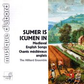 Sumer Is Icumen In (Chants Medievaux Anglais)