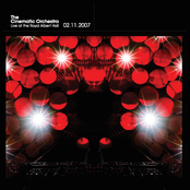album Live At The Royal Albert Hall by The Cinematic Orchestra