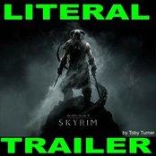 Literal Skyrim Trailer - Single