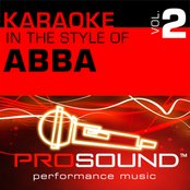 Karaoke - In the Style of ABBA, Vol. 2 - EP (Professional Performance Tracks)