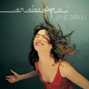 album Arabesque by Jane Birkin