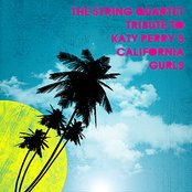 """The String Quartet Tribute to Katy Perry's """"California Gurls"""" - Single"""