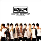 ZE:A - Leap For Detonation (album)