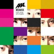 AAA REMIX ~non-stop all singles~