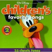 Disney Children's Favorites, Volume 2