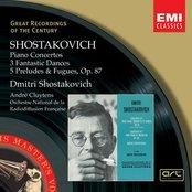 Shostakovich:Piano Concertos, Three Fantastic Dances, Preludes & Fugues.
