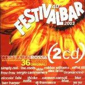Festivalbar 2003 Compilation Rossa (disc 1)