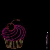 ASCII Cupcake