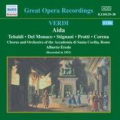 VERDI: Aida (Tebaldi, del Monaco) (1952)