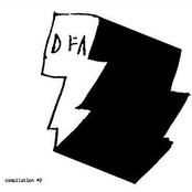 album DFA Compilation #2 by The Juan Maclean