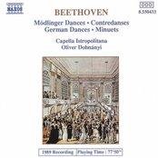 BEETHOVEN: Modlinger Dances / German Dances / Minuets