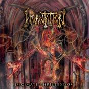 album Decimate christendom by Incantation