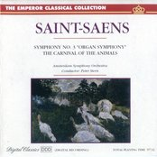 "Symphony No. 3 ""Organ Symphony"" / Carnival of the Animals"