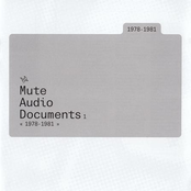 album Mute Audio Documents: Volume 1: 1978-1981 by Robert Rental
