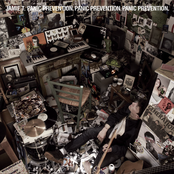 album Panic Prevention by Jamie T