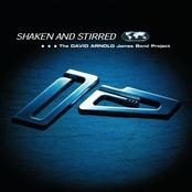 album Shaken And Stirred by David Arnold