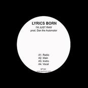 album I'm Just Raw b/w Pack Up Remix by Lyrics Born