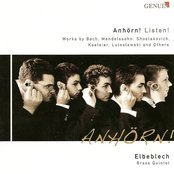 Brass Quintet Arrangements - Shostakovich, D. / Bach, J.S. / Telemann, G.P. / Mendelssohn, Felix / Jobim, A.C. / Lane, B. / Pollack. L.
