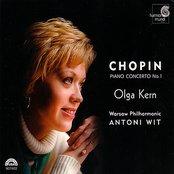 Chopin: Piano Concerto No.1, Fantaisie Op.49, Bolero Op.19, Fantaisie-Impromptu Op.66, Polonaise Op.53