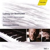 Beethoven Piano Sonatas No. 5, 6, 7, 8