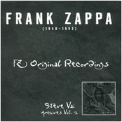 Archives, Volume 2: FZ Original Recordings