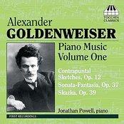 Goldenweiser: Piano Music Volume One