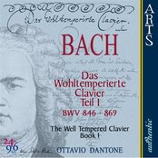 Bach: The Well-Tempered Clavier, Book 1 - BWV 846-869