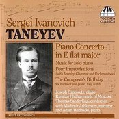 Taneyev: Piano Music