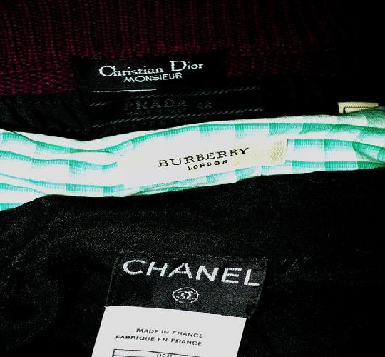 Balenciaga and the Gucci Pradas