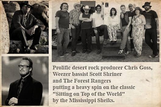 Chris Goss & The Forest Rangers