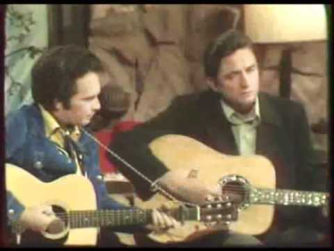 Merle Haggard; Johnny Cash