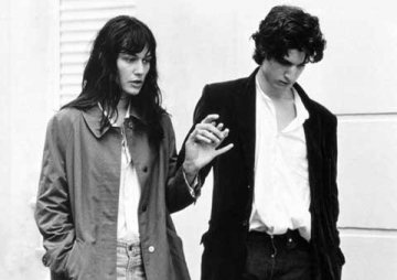 Louis Garrel et Clotilde Hesm