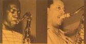 John Coltrane and Paul Quinichette
