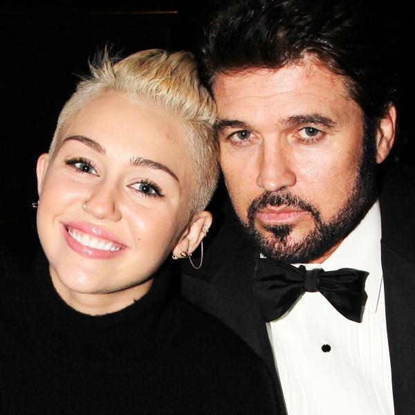 Billy Ray Cyrus & Miley Cyrus
