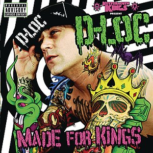 Image pour 'Kottonmouth Kings Present D-Loc : Made For Kings'
