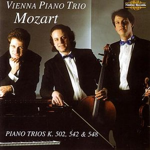 Image for 'Piano Trio in B Flat Major K. 502: Larghetto'