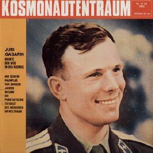 Bild für 'Juri Gagarin'