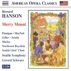 Image for 'Hanson: Merry Mount'