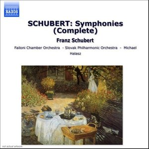 Image for 'SCHUBERT: Symphonies (Complete)'