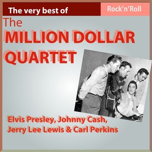Image for 'The Very Best of the Million Dollar Quartet (Original and Complete Recording Sessions)'