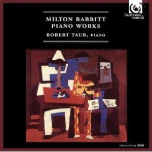 Bild für 'Piano Works (Robert Taub)'