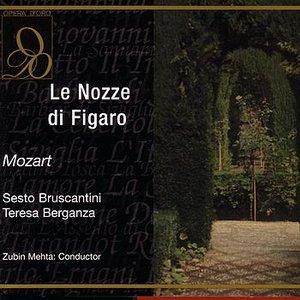 Bild för 'Le Nozze di Figaro'
