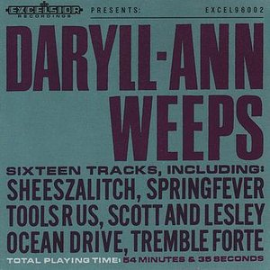 Image for 'Daryll-Ann Weeps'