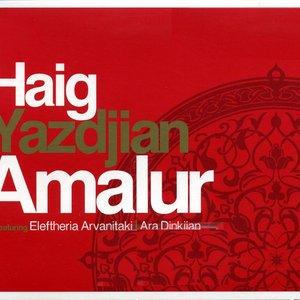 Image for 'Haig Yazdjian - Amalur'